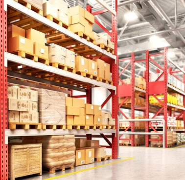 Notre expertise entreposage, magasinage et stockage.