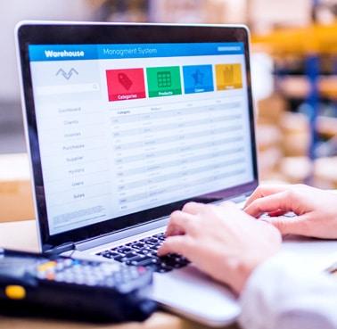 Notre expertise systèmes d'informations (WMS, TMS, ERP).