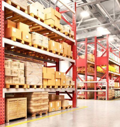Expertise en entreposage, magasinage et stockage.