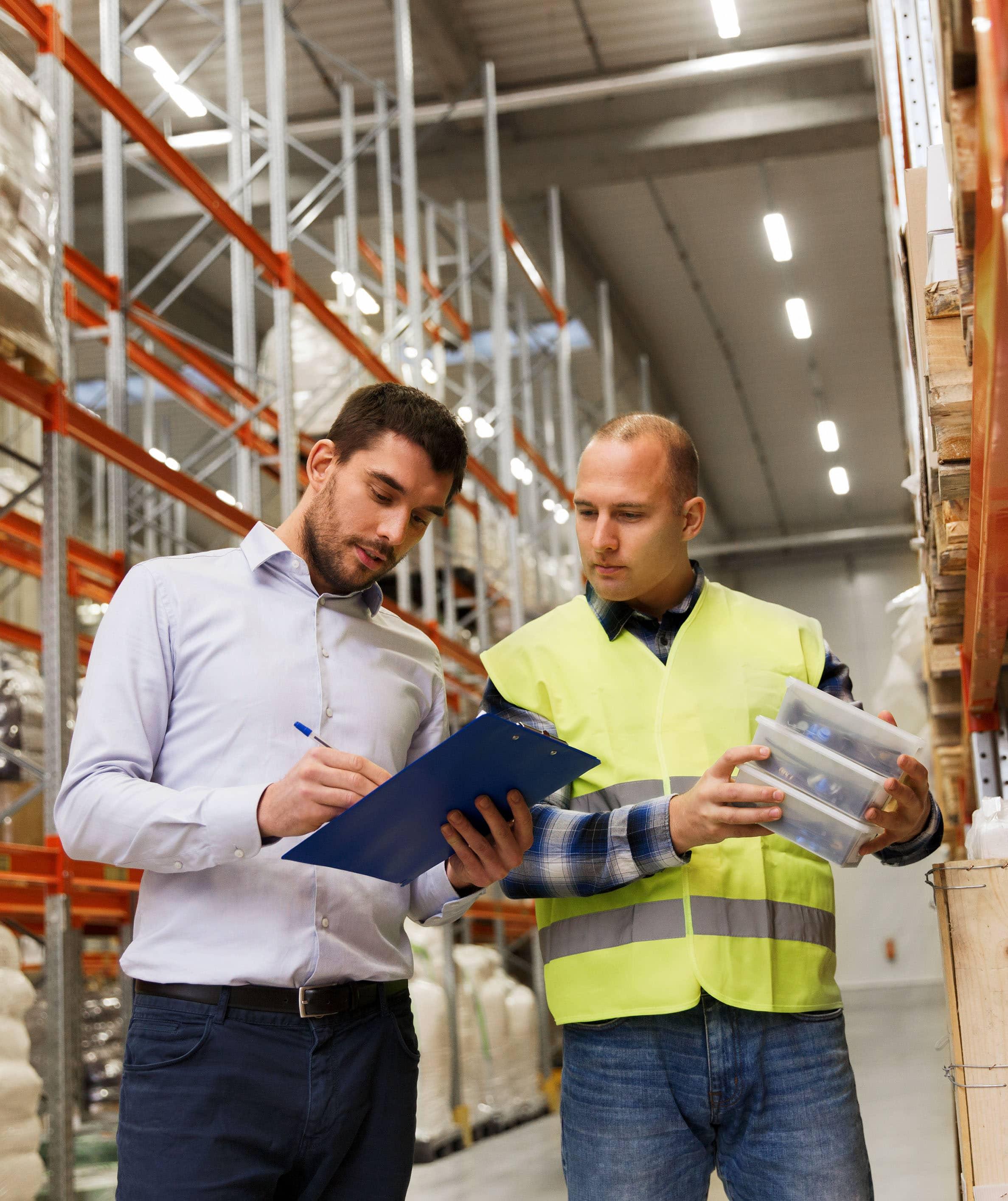 Conseil en chaîne logistique et transport