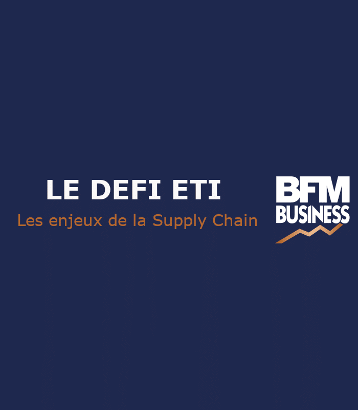 Actualité : supply chain experts invité sur le plateau de bfm tv business